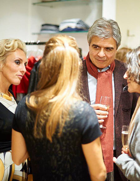 event cometomilan bruxelle - Events of the women's clothing shop