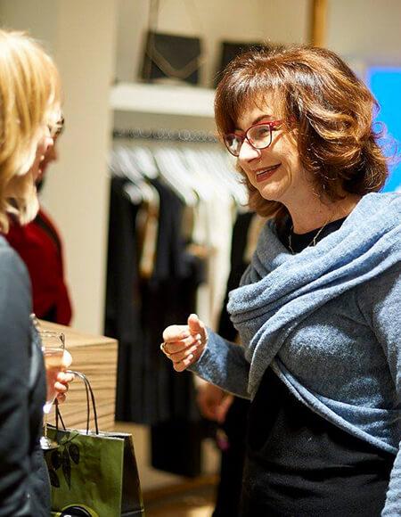 events cometomilan bruxelles - Events de le boutique de vêtements pour femmes