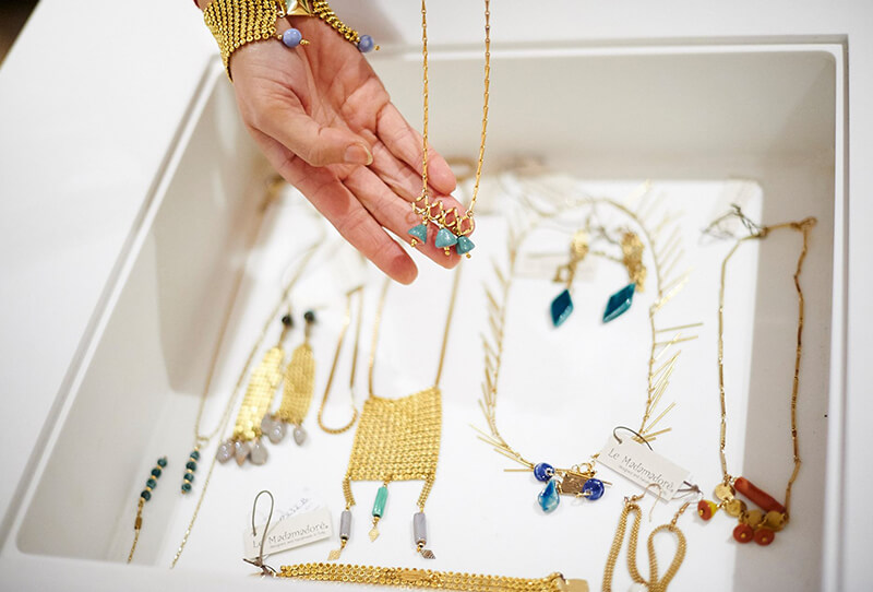 bijoux1 cometomilan bruxelles - E-shop : Vêtements & Accessoires pour femmes