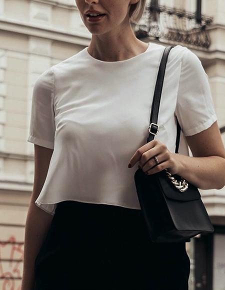 sac noir cometomilan bruxelles - Women's accessories